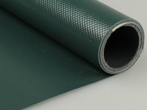 Dekofolie aus Kunststoff in moosgrün