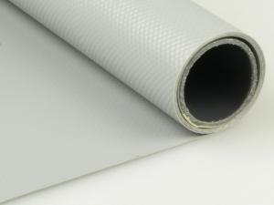 Dekofolie aus Kunststoff in grau
