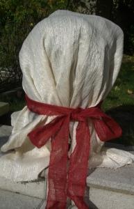 Schutzsack aus Baumwolle